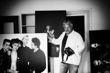 Les stars du rock'n'roll s'exposent en photos