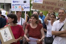 Les parents d'élèves du conservatoire veulent «rester vigilants»