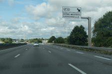 A13: la sortie dans le sens  Paris-Caen ferme pour quatre nuits