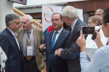François Hollande vante l'innovation au service des autres