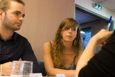 Entreprises et associations échangent sur leurs besoins