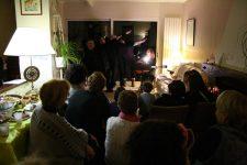 Les Francos: un spectacle dans votre salon