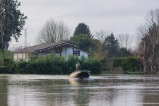 Quand la Seine déborde, la vallée finit sous l'eau