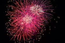 Les feux d'artifices vont illuminer le ciel