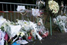 Environ 700 personnes rassemblées pour rendre hommage à Nathalie