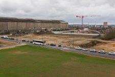 Mantes U : la SNCF retarde groupe scolaire et logements