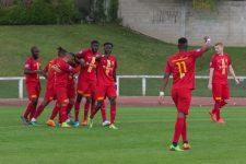 Le FC Mantois arrache sa première victoire