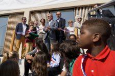 Une école en hommage à l'ancien maire