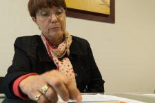Catherine Arenou ne veut pas rendre les 18 000 euros demandés par l'Etat