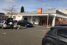 Un magasin d'alimentation indépendant remplace Lidl