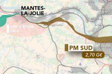 Plus qu'un tracé restant pour la ligne Paris-Normandie