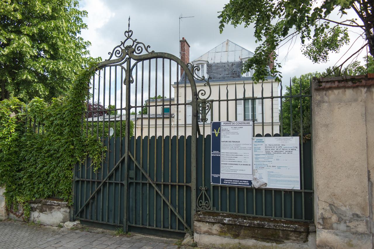 M zi res sur seine projet de 47 logements sociaux for Piscine verneuil sur seine