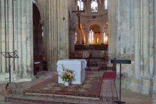 Un sanctuaire flambant neuf pour l'église Saint-Martin