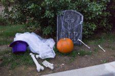 Les monstres sont de sortie pour Halloween