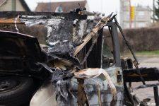 Plusieurs voitures et poubelles incendiées durant le week-end