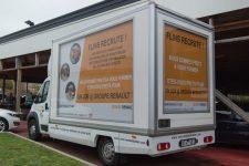 Renault Flins: Un «job truck» pour recruter