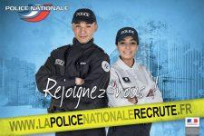 La policière versaillaise de nouveau sollicitée pour recruter