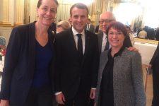 Les maires de banlieues reçus par Emmanuel Macron