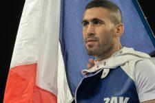 Zakaria Attou prend la  ceinture de champion d'Europe