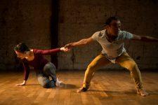 Danse contemporaine à la Nacelle