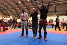 Kick-boxing light: un Flinois champion d'Europe