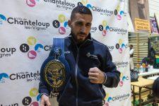 Chanteloup fête son champion de boxe Zakaria Attou
