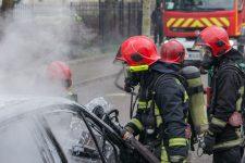 Vingt-trois voitures brûlées durant la nuit de la Saint-Sylvestre