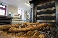 Distributeur de pain en libre-service cherche boulanger