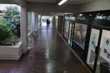 Centre commercial  des Charvaux: une cagnotte en projet