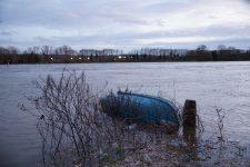 Quelques sous-sols inondés, pas encore d'habitations touchées