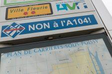 Le rapport Duron repousse le projet A104 après 2030