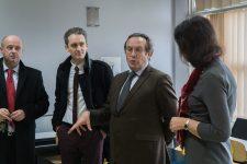 Le collège du Bois d'Aulne rénové pour dix millions d'euros
