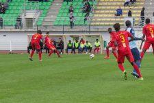 Le FC Mantois stoppé sur sa lancée, bon nul pour l'AS Poissy