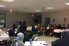 La journée des droits des femmes célébrée au centre Aimé Césaire