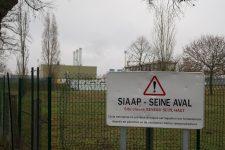 A l'usine de dépollution, une fuite de produits chimiques