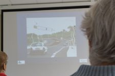 Une session pour rappeler l'impact du vieillissement sur la conduite