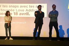 Kev Adams au CGR de Mantes-la-Jolie