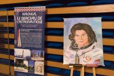 «L'aventure spatiale» de  Valentina Terechkova exposée