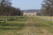 Le parc du château ouvert au public pour un feu d'artifice