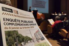 Tram 13 express : l'enquête publique approuve le tracé urbain