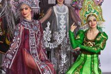 La Russie «arc-en-ciel»  à découvrir dans un ballet