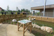 Une maison pour sensibiliser les enfants au cycle de l'eau