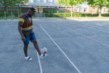 Duckens Nazon, footballeur professionnel enraciné à Beauregard