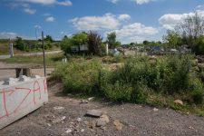 Le dernier camp de Roms évacué