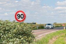 Au 1er juillet : « Dans le doute, roulez à 80 kilomètres/heure »