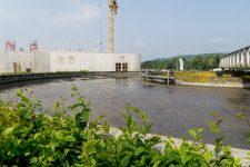 La station d'épuration rénovée pour ne plus polluer