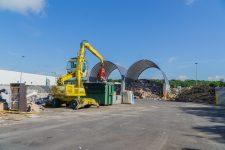 Une déchetterie adaptée aux pros contre les dépôts sauvages