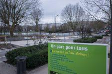Des médiateurs supplémentaires au parc Molière