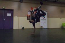 Le breakdance, un art sportif