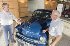 Le musée automobile à l'étude, sans date d'ouverture
